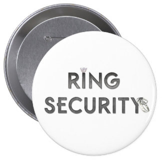 Wedding RING SECURITY Pins