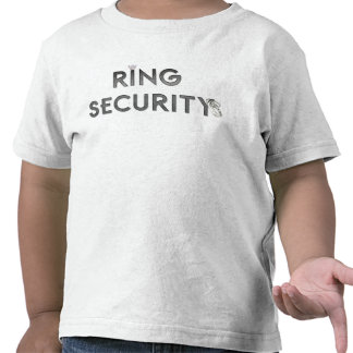 "Wedding ""RING SECURITY"" Shirt"