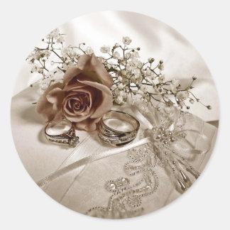 Wedding Ring Stickers