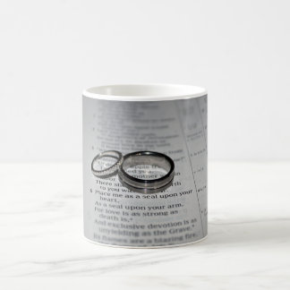Wedding Rings Mug