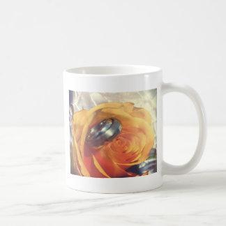 Wedding rings coffee mugs