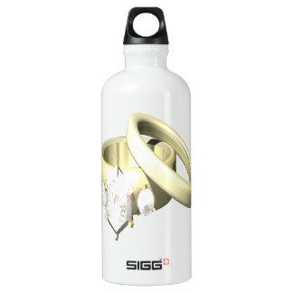 Wedding Rings SIGG Traveller 0.6L Water Bottle