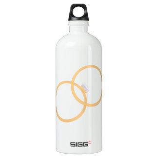 Wedding Rings SIGG Traveller 1.0L Water Bottle