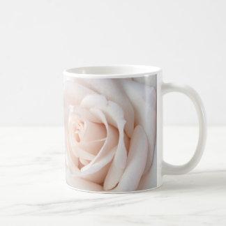 Wedding Rose Basic White Mug
