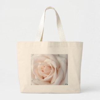 Wedding Rose Jumbo Tote Bag