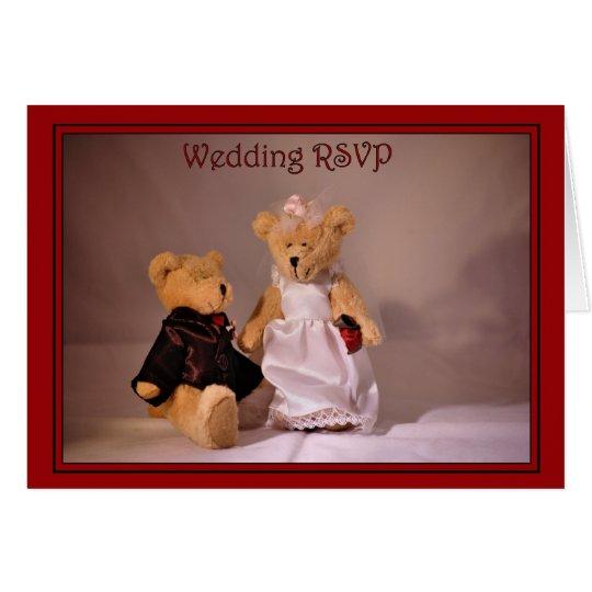 Wedding RSVP Wedding Invitation Acceptance