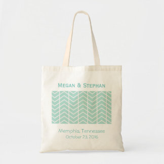 Wedding Save The Date Tote