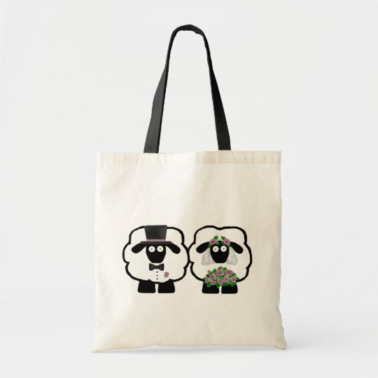 Wedding Sheep Bag