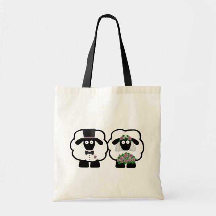 Wedding Sheep Bag