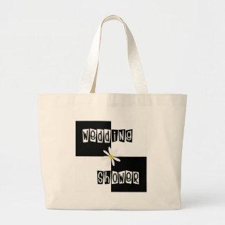 Wedding Shower Jumbo Tote Bag