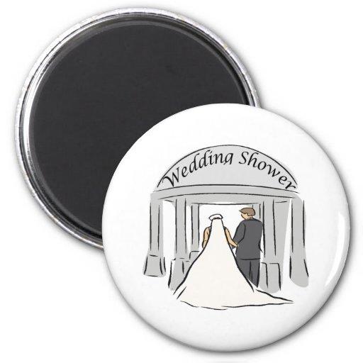 Wedding Shower Magnet