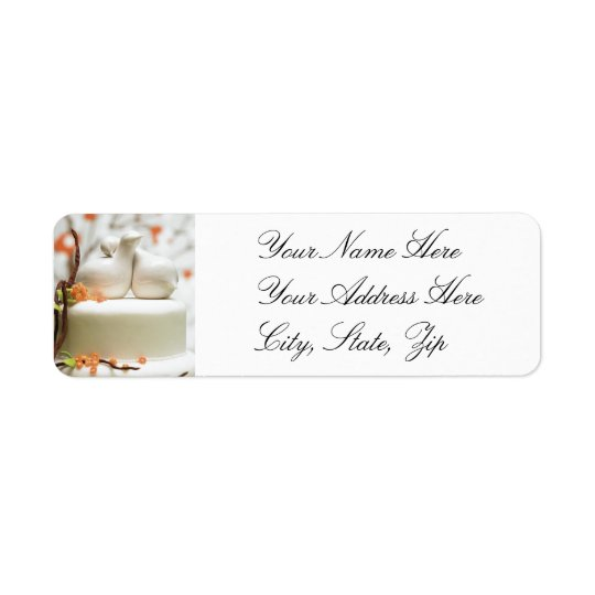 Wedding/Shower Return Address Labels