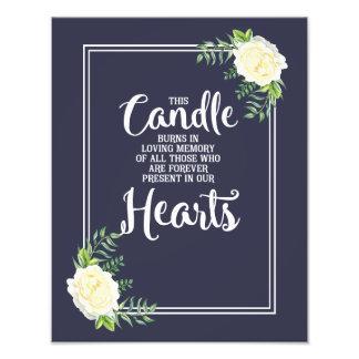 wedding sign, heaven at wedding, floral rose photo art