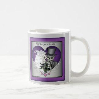 Wedding Skulls Mugs