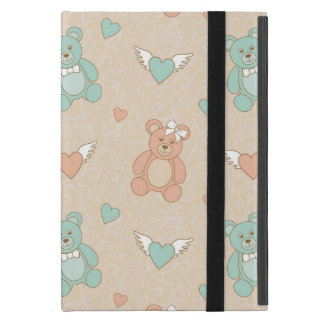 Wedding-teddies Cases For iPad Mini