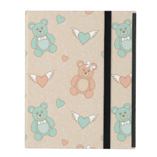 Wedding-teddies Covers For iPad