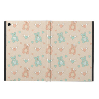 Wedding-teddies iPad Air Cover