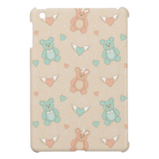 Wedding-teddies iPad Mini Cases
