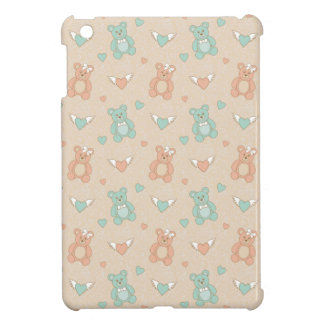 Wedding-teddies iPad Mini Covers