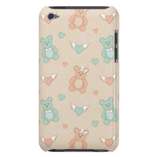 Wedding-teddies iPod Touch Case