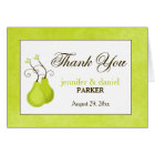 Wedding Thank You Card | Perfect Pair
