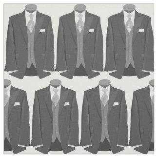 Wedding Themed Tuxedo Fabric