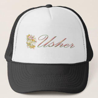 Wedding Usher Hat / Cap