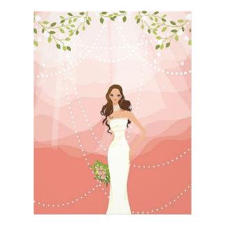 Wedding Vector Graphic 18 21.5 Cm X 28 Cm Flyer