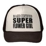Weddings Favours Tokens & Thanks Super Flower Girl Cap