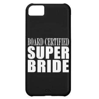 Weddings Parties & Bridal Showers : Super Bride Case For iPhone 5C