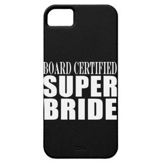 Weddings Parties & Bridal Showers : Super Bride iPhone 5 Cases