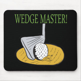 Wedge Master Mouse Pad