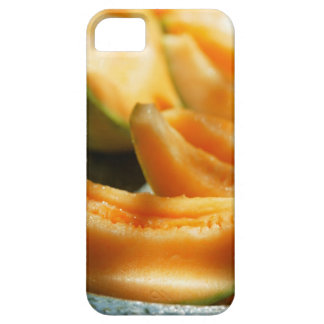 Wedges of sweet melon iPhone 5 cases