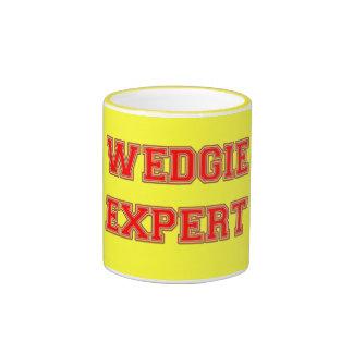 Wedgie Expert Mugs