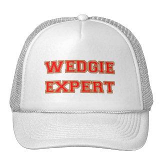Wedgie Expert Trucker Hat