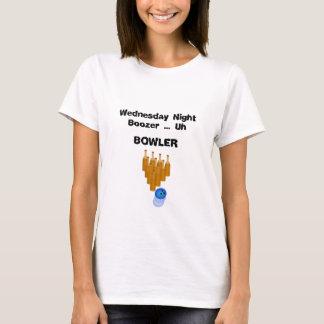 Wednesday Night Bowler T-Shirt