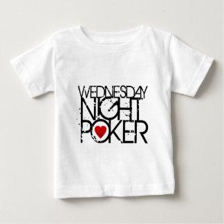 Wednesday Night Poker Baby T-Shirt