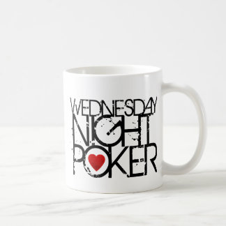 Wednesday Night Poker Mugs