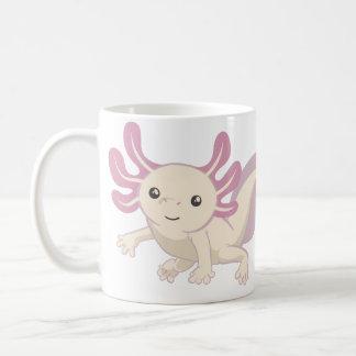 Wee Adorable Axolotl Coffee Mug