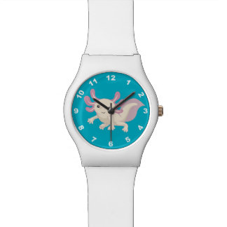 Wee Adorable Axolotl Watch