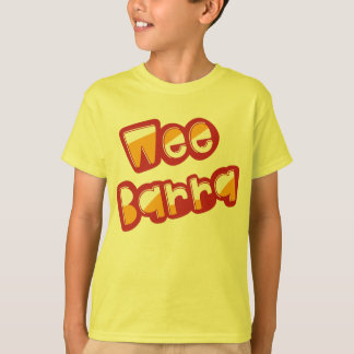 Wee Barra, Scottish Dialect Tee Shirt, Scotland