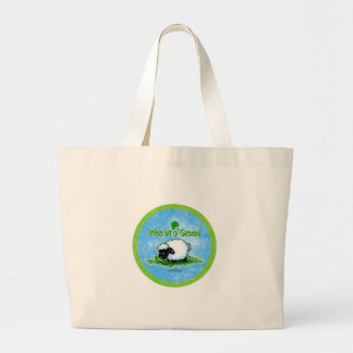 Wee bit o Green Bag