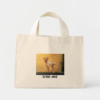 Wee Dog Tote Bag