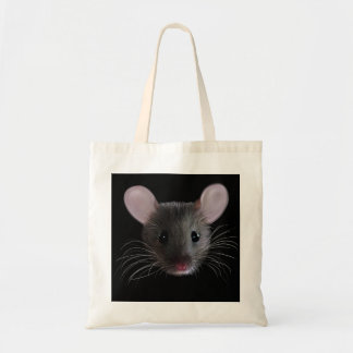 Wee Mouse Tote Bag