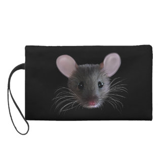 Wee Mouse Wristlet