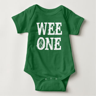 WEE ONE ST. PATRICK'S DAY BABY BABY BODYSUIT