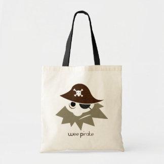 Wee Pirate CUTE Diaper or Tote Bag