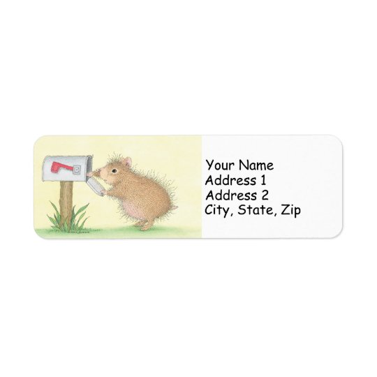 Wee Poppets® Address Labels