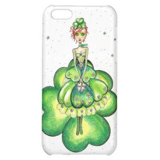 Wee-She-Shamrock Speck Case Case For iPhone 5C