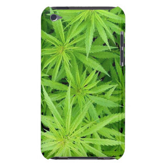 Weed iPod Touch 4G Case Barely There iPod Case